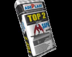 TOP2 sapa de ciment pentru interior si exterior Trafic usor