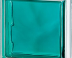 Brilly Turquoise 1919/8 - Transparent