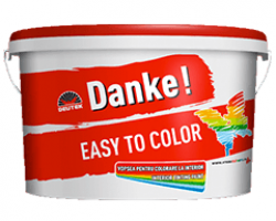 Danke! EASY TO COLOR