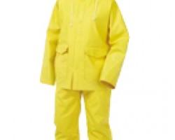 EC 8 - Costum impermeabil PVC pe suport textil