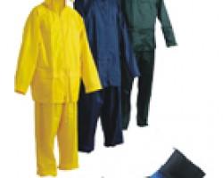 EC 55- Costum impermeabil fas pe suport textil