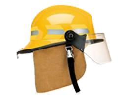 EC 45 - Casca pompier cu viziera policarbonat