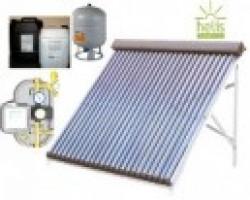 Panouri solare cu tuburi vidate Helis pentru 2-3 persoane