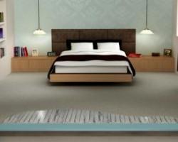 Incalzire electrica prin podea in diferite finisaje ale podelei