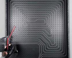 TECE floor - Incalzire in pardoseala