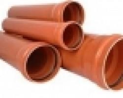 Teava PVC SN2 110/2,2 1m