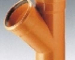 RAMIFICATIE PVC 125/110-45