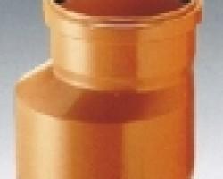 REDUCTIE PVC 125/110