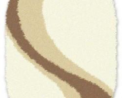 Covor Sintetic Frise Shaggy 1037-30122