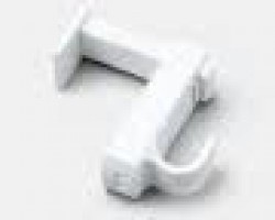 CARLIG FALDURI PENTRU 11-20 MM TRANSPARENT
