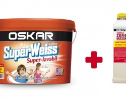 OSKAR SUPERWEISS SUPERLAVABIL 8,5L