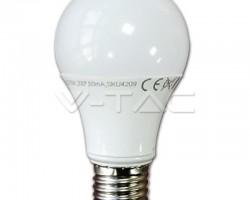 Bec LED E27 10W A60 Thermoplastic 4000K VT-1853 4226 V-TAC