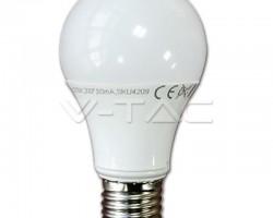 Bec LED E27 10W A60 Thermoplastic 6000K VT-1853 4227 V-TAC