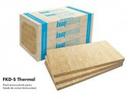 Vata minerala bazaltica Knauf Insulation FKD-S Thermal