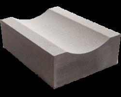 Rigola de beton tip scafa
