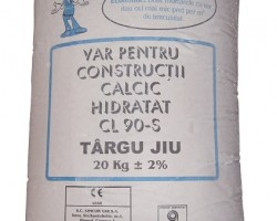 Var pentru constructii calcic hidratat CL 90- S