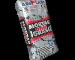 MAI Mortar superplastic, antiigrasie