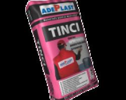 TINCI Mortar superplastic pentru tencuieli si reparatii