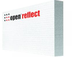 Placi termoizolante de fatada open reflect
