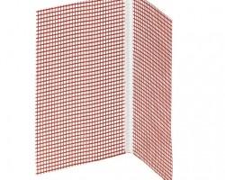 Baumit Profil PVC de colt cu plasa