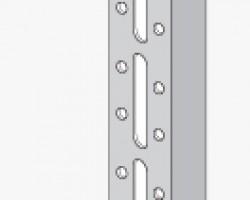 Profil cant Placa din aluminiu tip L