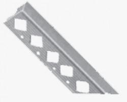 Profil cant Placa din PVC tip J - alb