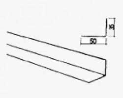 Profil cornier cu aripi inegale, zincat