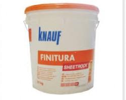 Knauf Finitura - Glet gata preparat, galeata 25 kg