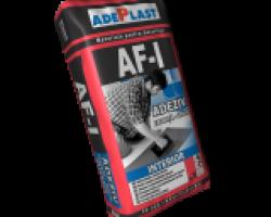 AF-I Adeziv de gresie si faianta pentru interior