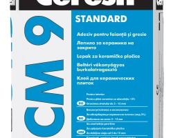 Adeziv pentru montare faianta si gresie - CM 9