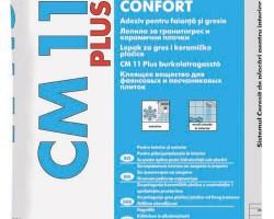 Adeziv pentru montare gresie si faianta - CM 11 PLUS