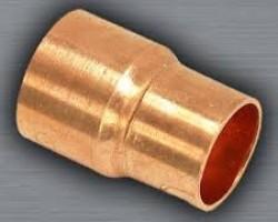 Teuri reduse cupru (15-108 mm)