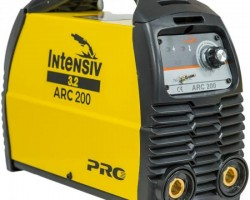 INTENSIV invertor de sudura MMA  ARC 200 VRD