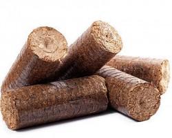 Brichete biomasa