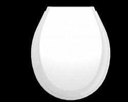 Capac WC Lilia alb 1614
