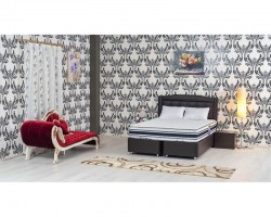 Saltea superortopedic  LOTUS  Memory Foam 90x200cm