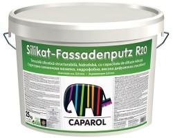 Silikat-Fassadenputz tencuială decorativă structurabilă