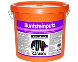 Buntsteinputz 25 kg acoperirea soclurilor de faţada