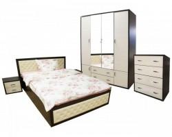 Dormitor Torino cu pat 160x200 cm